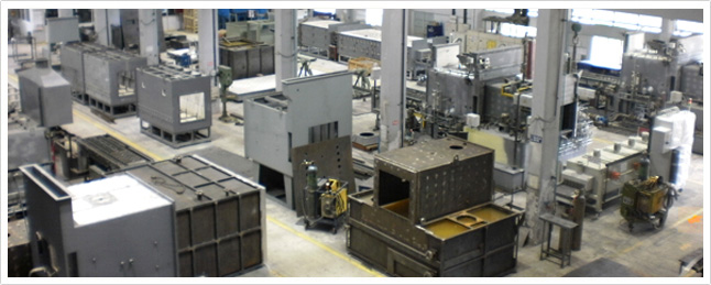 Industrial Furnace Manufacturing