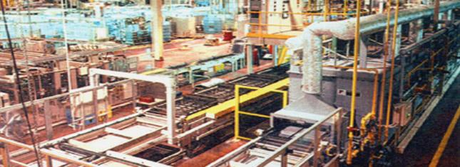 เตาหลอมการเชื่อมอลูมิเนียมควบคุมบรรยากาศ (CAAB®)